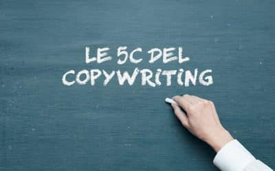 [LE 5C]: del copywriting