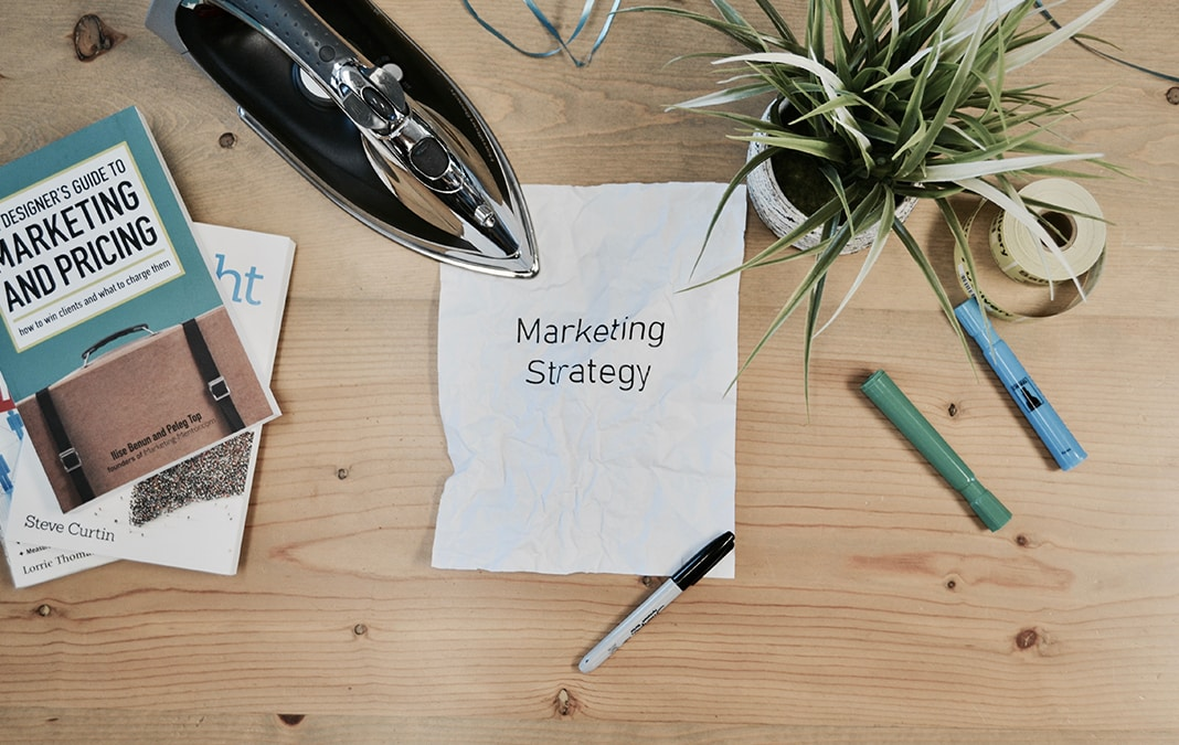 [LE 10 STRATEGIE DI MARKETING] per far decollare il tuo business.